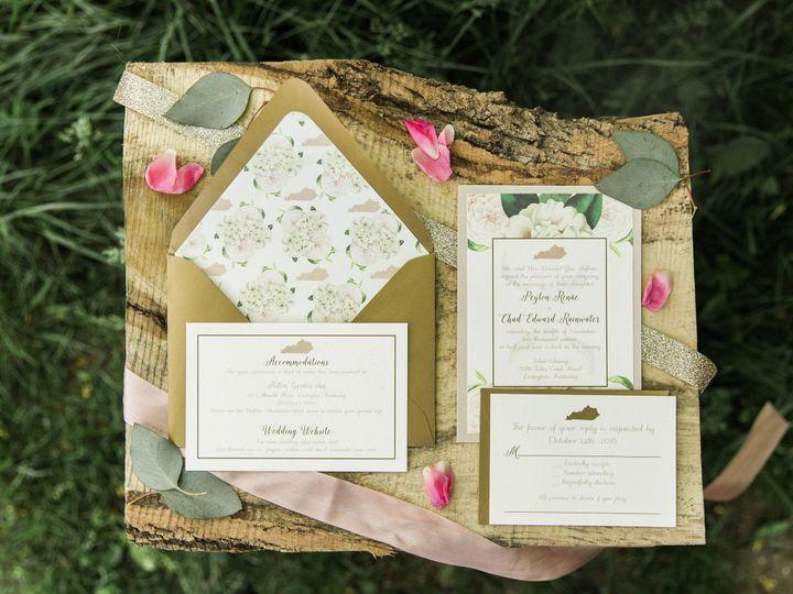 Tmx 1496872129811 Simplydone 0073 Lexington, KY wedding invitation
