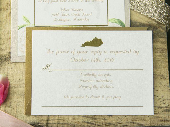 Tmx 1496872167760 Simplydone 0075 Lexington, KY wedding invitation