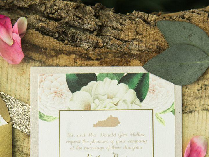 Tmx 1496872193743 Simplydone 0076 Lexington, KY wedding invitation