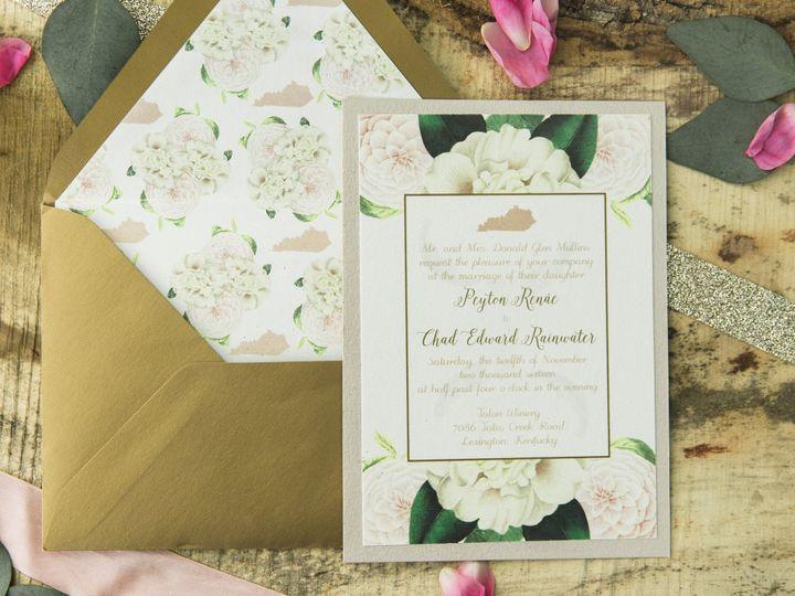 Tmx 1496872235584 Simplydone 0078 Lexington, KY wedding invitation