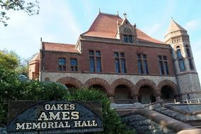 Oakes Ames Memorial Hall