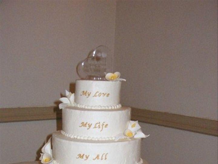Tmx 1231265507875 002 Catonsville wedding cake