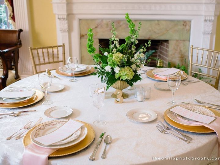 Tmx 1362239058833 0001CandCsGraystoneInnTheoMiloPhoto Monroe wedding rental