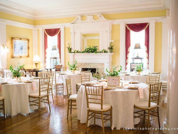 Tmx 1362239074038 0010CandCsGraystoneInnTheoMiloPhoto Monroe wedding rental