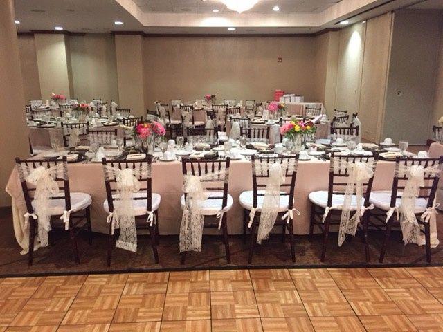 Hilton Garden Inn Detroit Southfield   Venue   Southfield, MI   WeddingWire