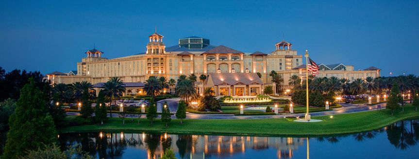 Gaylord Palms Resort & Convention Center exterior view