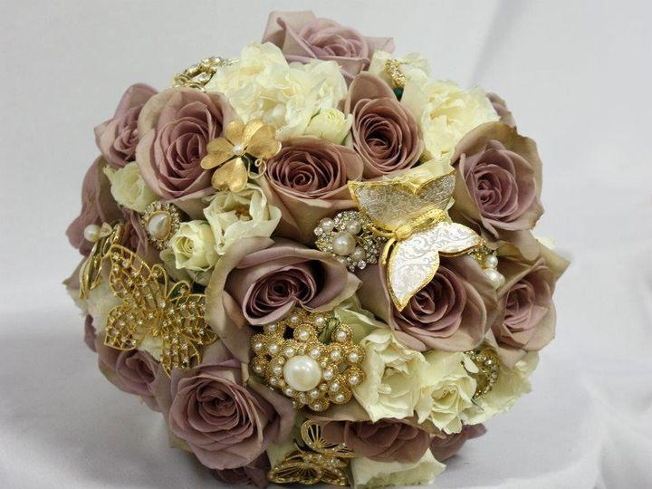 Tmx 1380133612942 Vintage11 Greensboro, North Carolina wedding florist