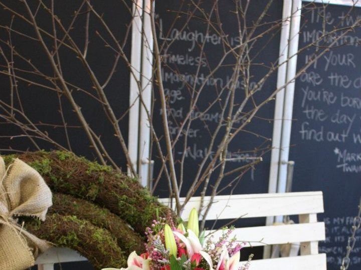 Tmx 1380133965731 Modern8 Greensboro, North Carolina wedding florist