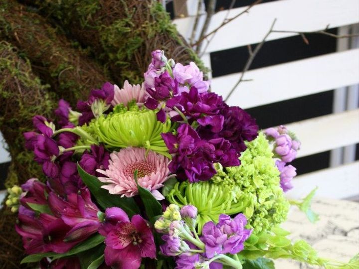 Tmx 1380133973451 Modern9 Greensboro, North Carolina wedding florist