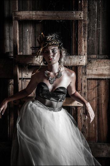 The bride prenup photo