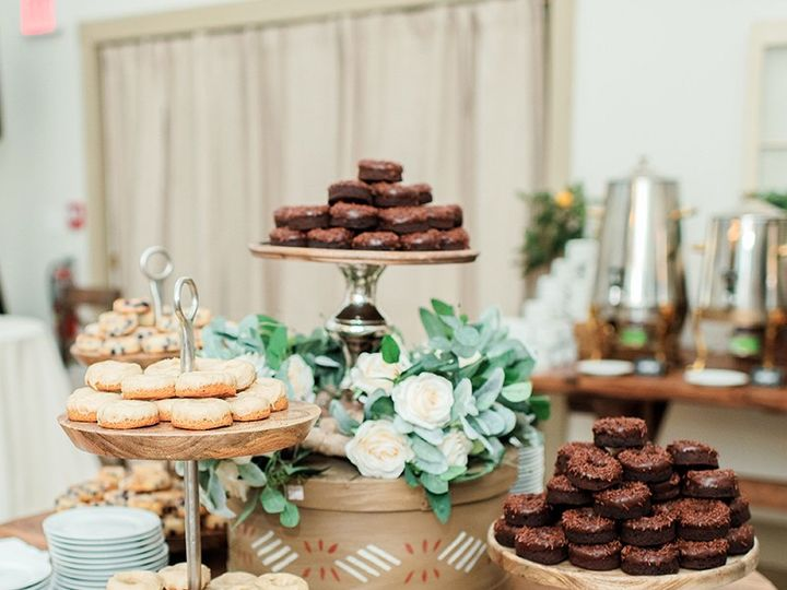 Tmx Marcella Plosker Photography Bramble House Donuts Food 2 51 1000472 1556216851 Rowley, MA wedding venue