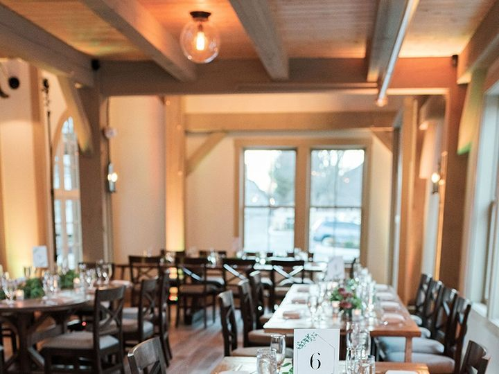 Tmx Marcella Plosker Photography Grove Reception Table Decor 51 1000472 1556216853 Rowley, MA wedding venue