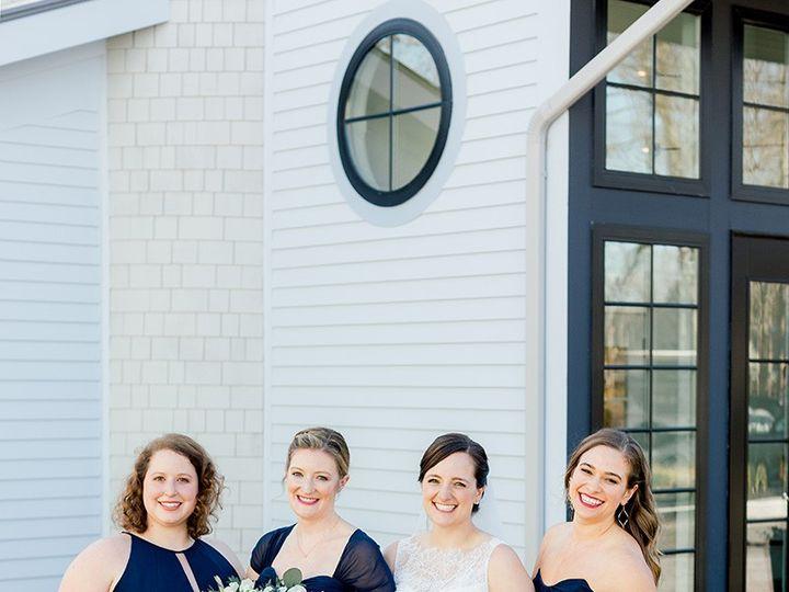 Tmx Rachel Buckley Weddings Bbi Bride Bridesmaids Outside 51 1000472 1566587373 Rowley, MA wedding venue