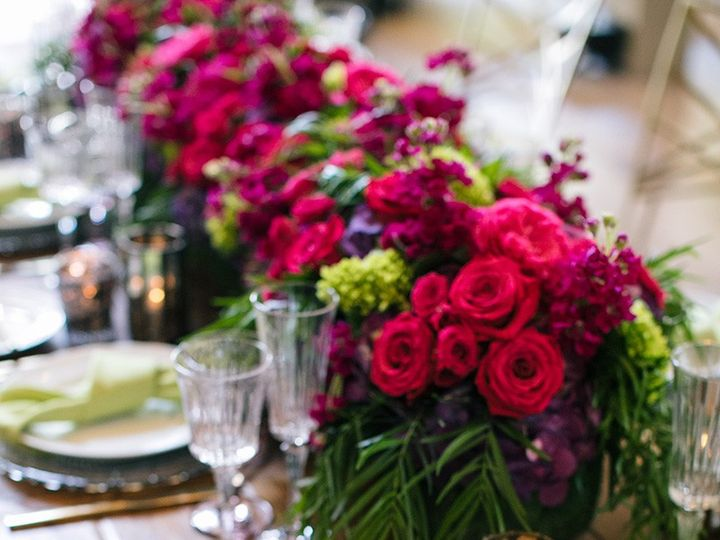 Tmx Zev Fisher Photography Tablscape Place Setting Upgrades Green Napkin Pink Centerpiece 51 1000472 1566587376 Rowley, MA wedding venue