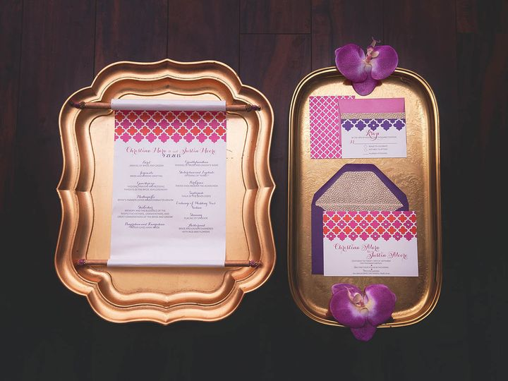 Tmx 1377194881468 Moroccan 79 Dallas, Texas wedding invitation