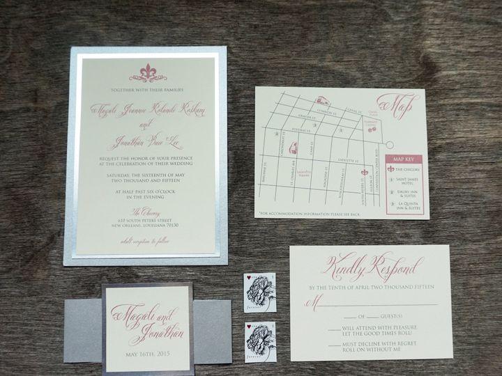 Tmx 1470777891496 Dsc00771 Dallas, Texas wedding invitation