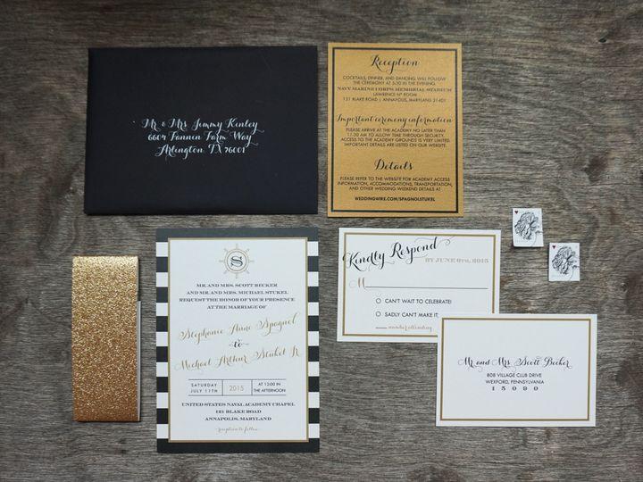 Tmx 1470778122075 Dsc00803 Dallas, Texas wedding invitation