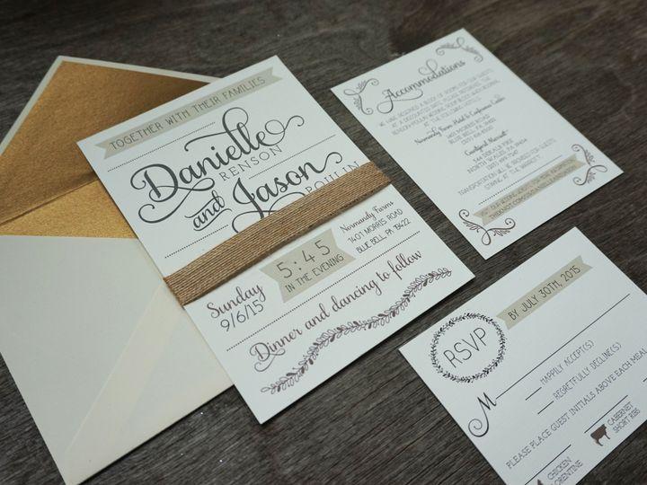 Tmx 1470778196751 Dsc00813 Dallas, Texas wedding invitation