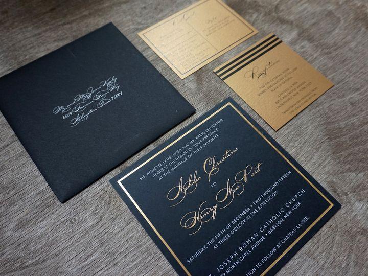 Tmx 1470778275933 Dsc00824 Dallas, Texas wedding invitation