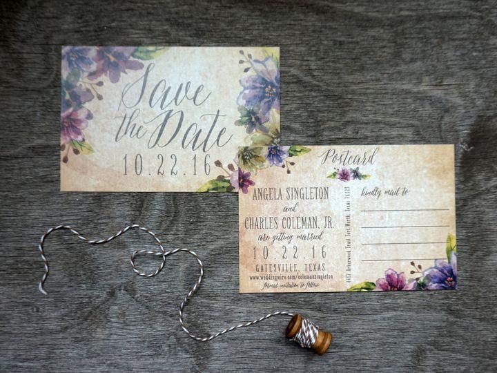 Tmx 1470778454877 Dsc00829 Dallas, Texas wedding invitation
