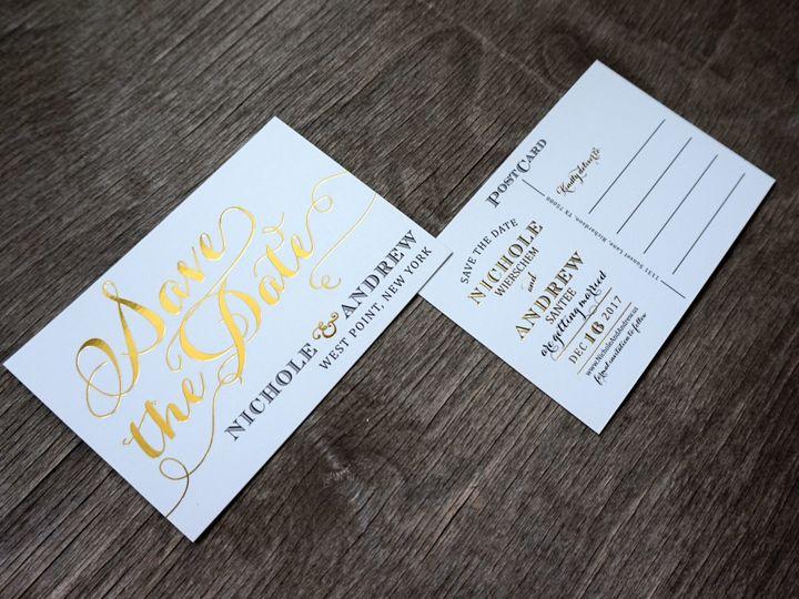 Tmx 1496693791617 Dsc01370 Copy Dallas, Texas wedding invitation