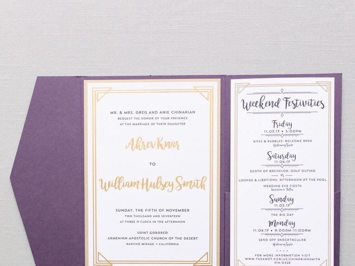 Tmx 1531329568 Aa4d0a08fe333223 1531329566 Bb9d86e653a68f0a 1531329565206 14 5Z1A7099 Dallas, Texas wedding invitation