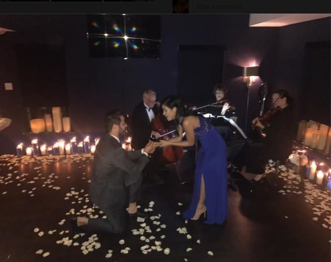 Playing for surprise proposal