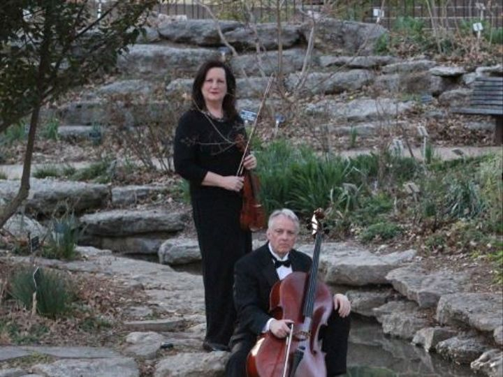 Tmx Sharon And Todd Waterfall 51 11472 157952820320111 Fort Worth wedding ceremonymusic