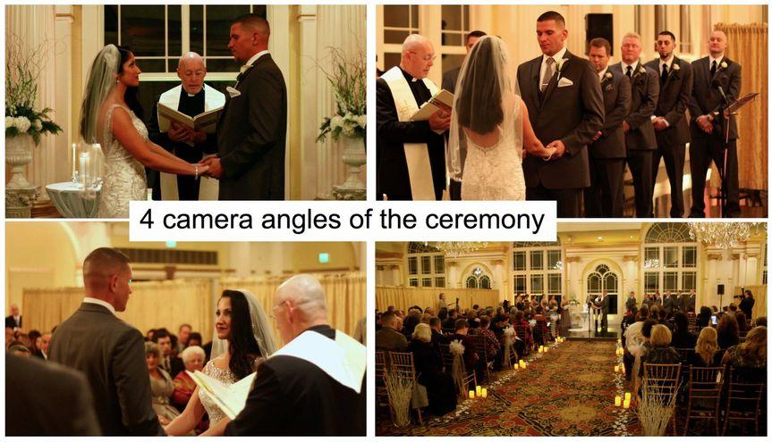 multiple camera angles