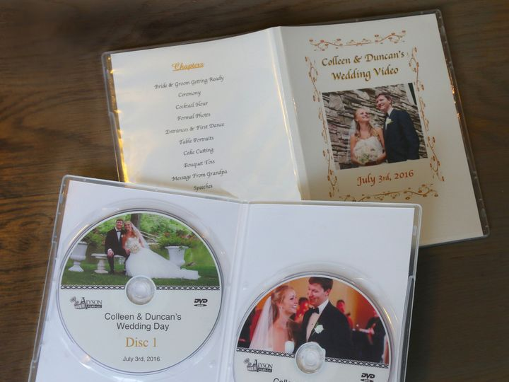 Tmx 1484770694890 Colleen Dvd Img9995 Southington, CT wedding videography