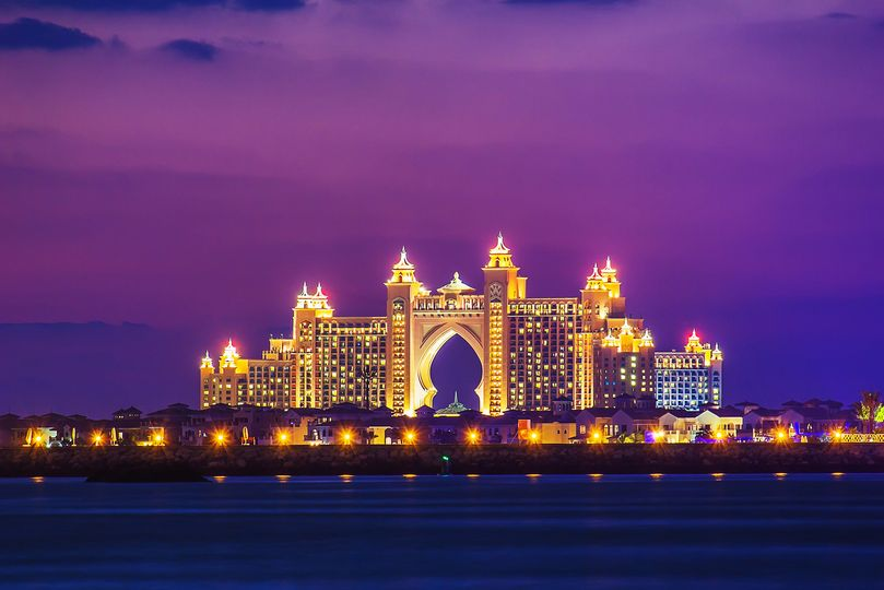 bigstock atlantis hotel in dubai uae 44169313