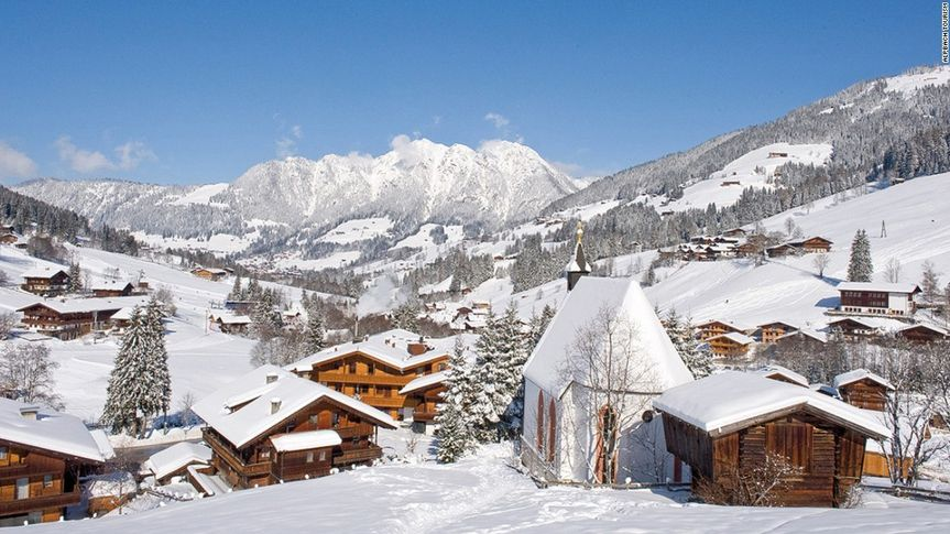 Ski Vacation and Wedding
