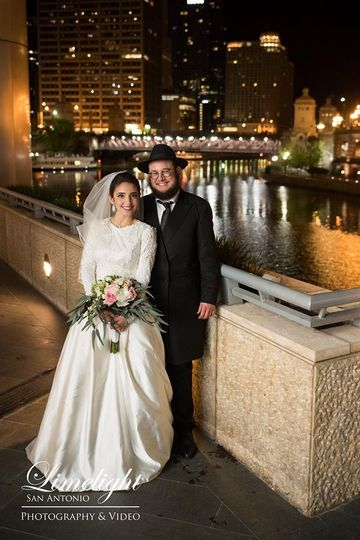 Midwest Conference Center - newlyweds