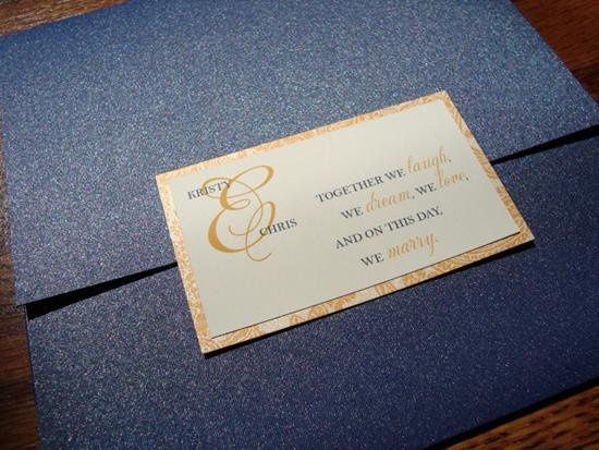 Tmx 1243919315770 DSC02269e550 Wappingers Falls wedding invitation