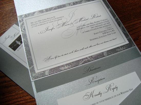 Tmx 1243919520753 DSC02348e550 Wappingers Falls wedding invitation