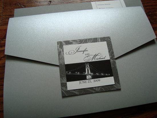 Tmx 1243919522767 DSC02335e550 Wappingers Falls wedding invitation