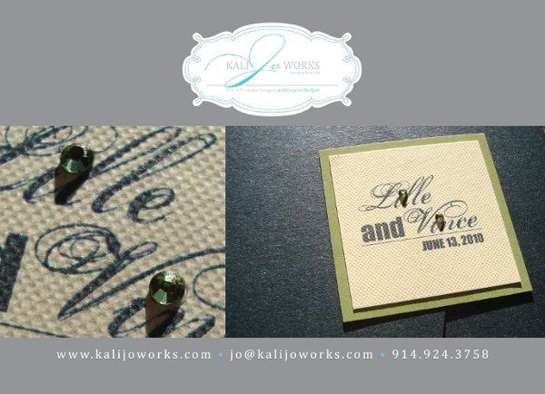 Tmx 1268419553506 2010Kalijo5x7Postcardfinal1 Wappingers Falls wedding invitation
