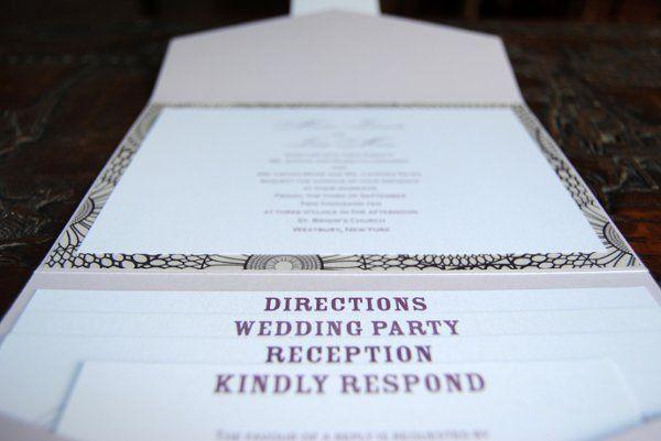 Tmx 1280184553730 DSC0061e Wappingers Falls wedding invitation