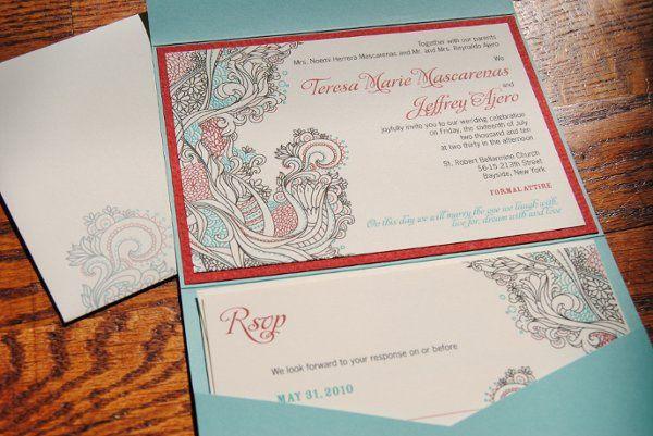 Tmx 1280188406401 DSC00111 Wappingers Falls wedding invitation