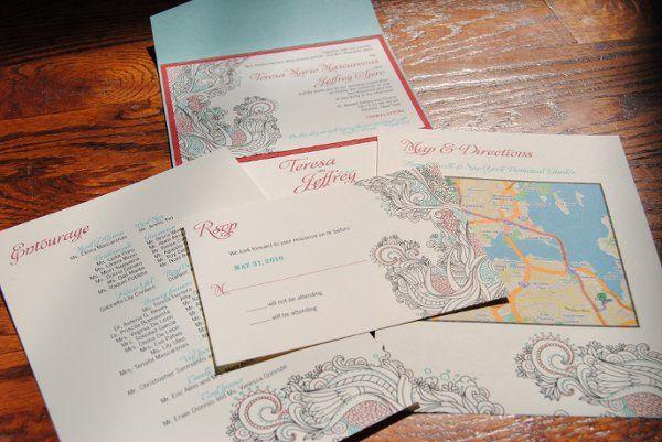 Tmx 1280188597698 DSC00181 Wappingers Falls wedding invitation