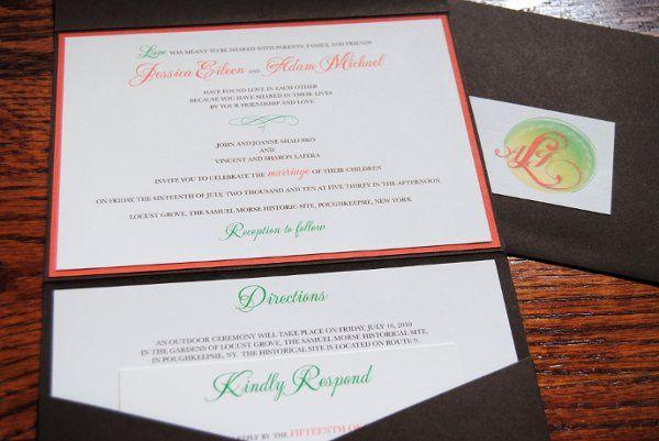 Tmx 1280188818558 DSC00381e Wappingers Falls wedding invitation