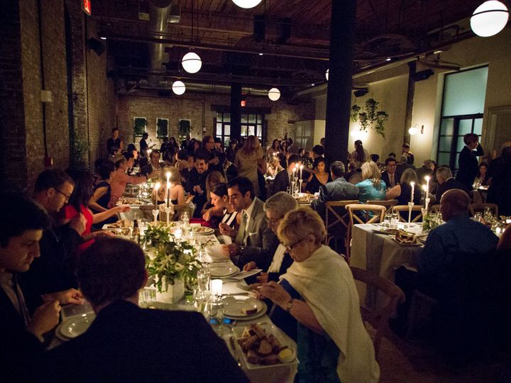 Tmx 1415728818568 Main Hall Dinner 01 Brooklyn, NY wedding venue