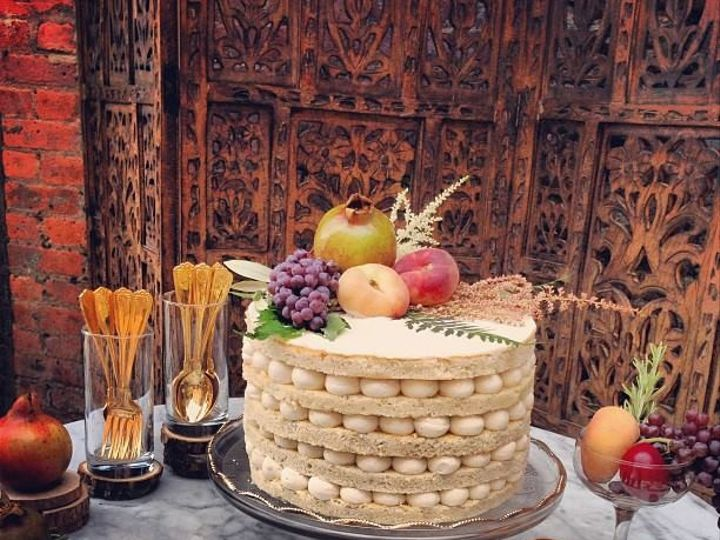 Tmx 1416935973802 Upgraded Cake 3 Brooklyn, NY wedding venue