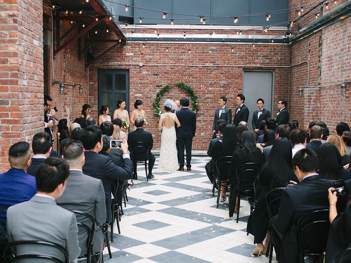 Tmx 1439241804509 Outdoor Garden Ceremony Brooklyn, NY wedding venue