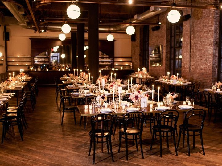 Tmx 1448057156094 03main Hall Dinner Brooklyn, NY wedding venue