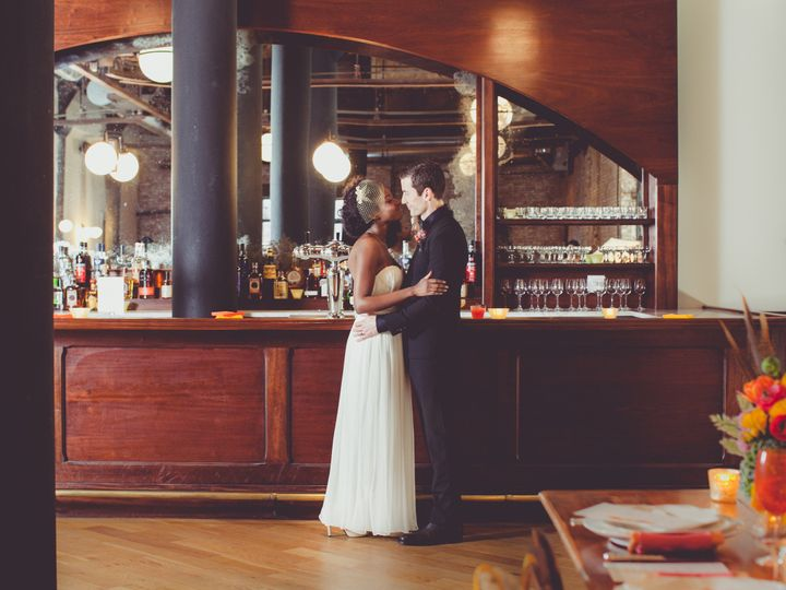 Tmx 1490989610929 Bar  Couple Brooklyn, NY wedding venue