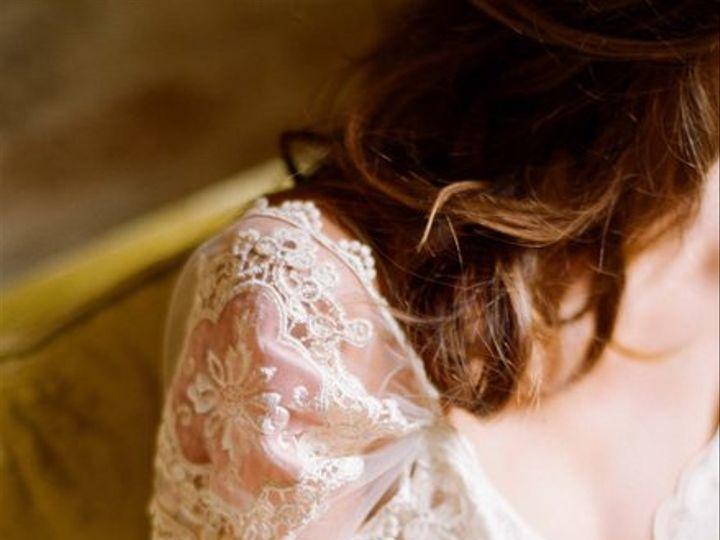 Tmx 1337285874934 ClairePettibonegenevievesleevedetail229 Denver, Colorado wedding dress