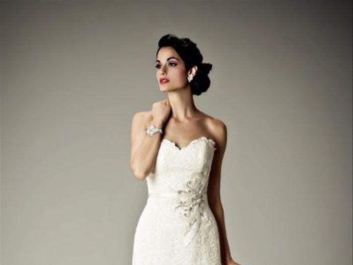Tmx 1337286221245 MatthewChristophersabrinafrontfull Denver, Colorado wedding dress