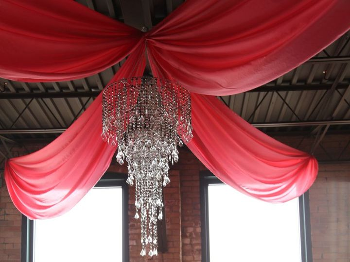 Tmx 1340243940910 LEDCrystalChandelier Minneapolis, Minnesota wedding rental