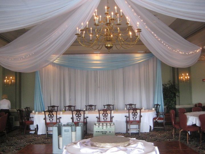 Tmx 1340246822581 WCCHeadtableBackdrop Minneapolis, Minnesota wedding rental